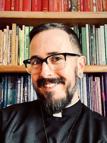 Welcoming Fr. Matthew David Morris